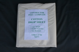 Contractor cotton laminate