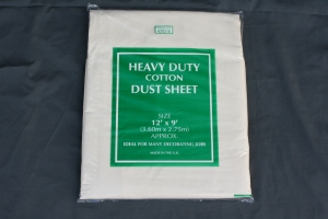 Heavy duty cotton canvas
